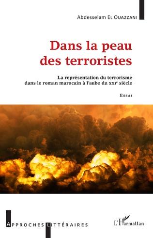 Couverture Dans la peau des terroristes