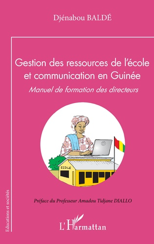 Couverture Gestion des ressources de l'école et communication en Guinée