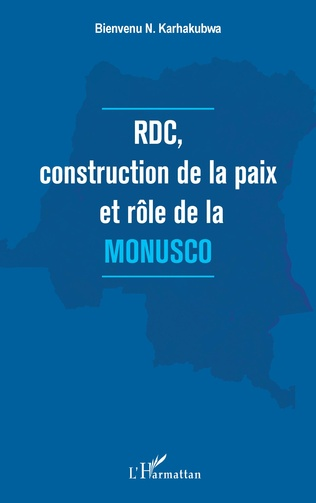 Couverture RDC, construction de la paix et rôle de la MONUSCO