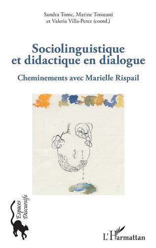 Couverture Sociolinguistique et didactique en dialogue