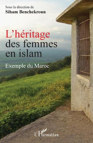 Couverture L'héritage des femmes en islam