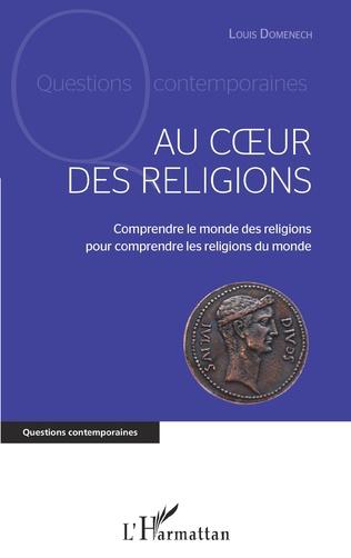 Couverture Au coeur des religions