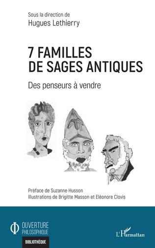 Couverture 7 familles de sages antiques