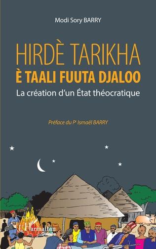 Couverture Hirdè Tarikha è Taali Fuuta Djaloo