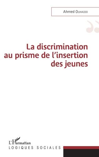 Couverture La discrimination au prisme de l'insertion des jeunes