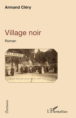 Couverture Village noir