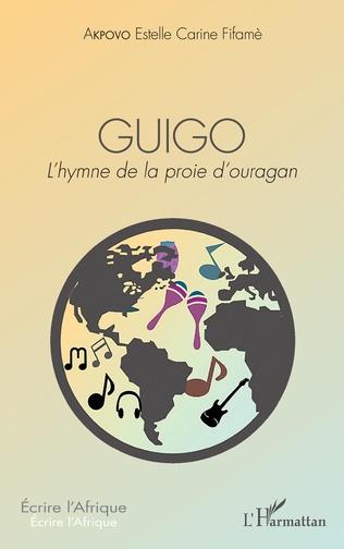 Couverture GUIGO. L'hymne de la proie d'ouragan