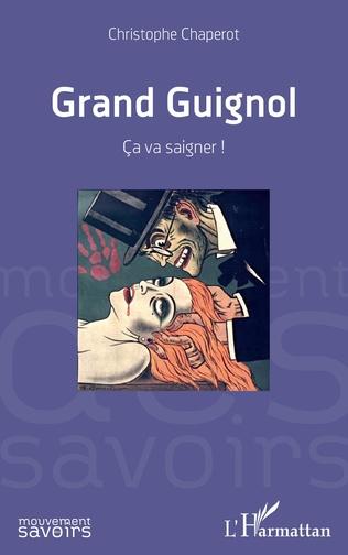 Couverture Grand Guignol