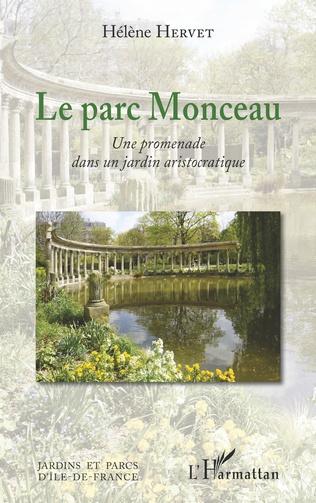 Couverture Le parc Monceau