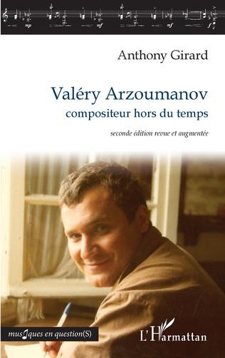 Couverture Valéry Arzoumanov