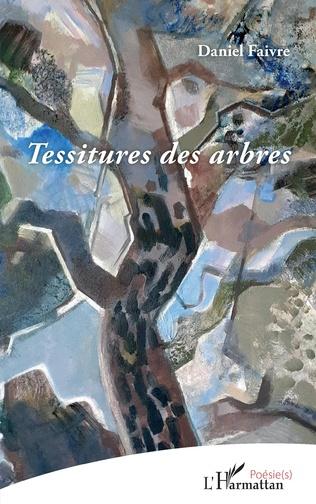 Couverture Tessitures des arbres