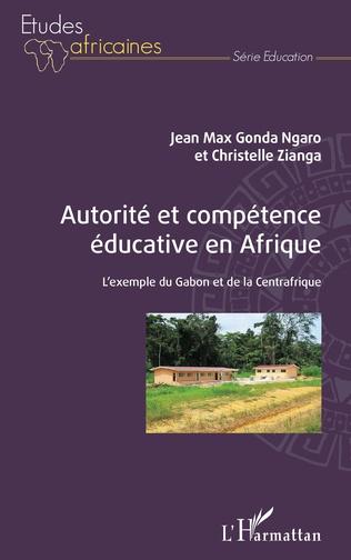 Couverture Autorité et compétence éducative en Afrique