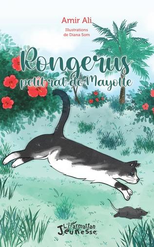 Couverture Rongerus petit rat de Mayotte