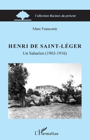 Couverture Henri de Saint-Léger