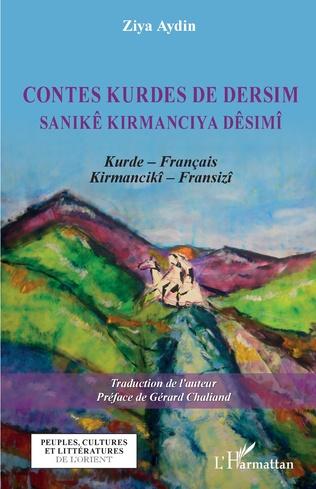Couverture Contes kurdes de Dersim