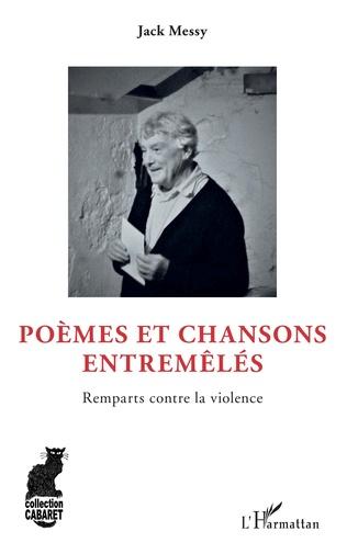 Couverture Poèmes et chansons entremêlés