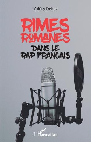 Couverture Rimes romanes dans le rap français