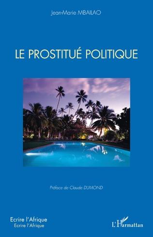 Couverture Le prostitué politique