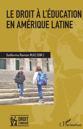 Couverture Le droit à l'éducation en Amérique latine