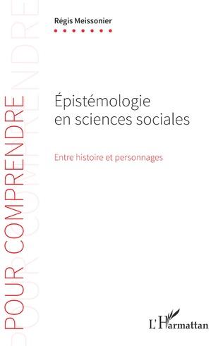 Couverture Épistémologie en sciences sociales