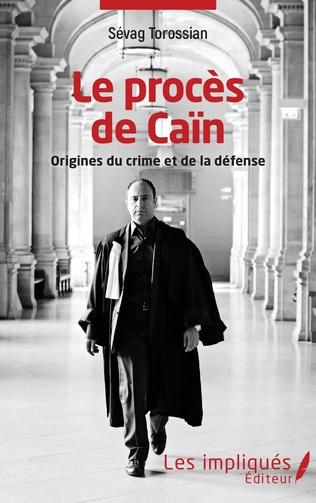 Couverture Le procès de Caïn