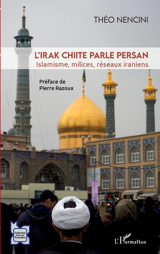 Couverture L'Irak chiite parle persan