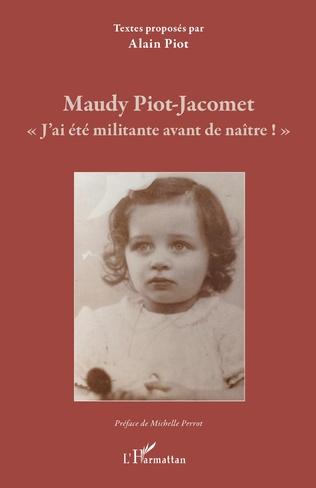 Couverture Maudy Piot-Jacomet
