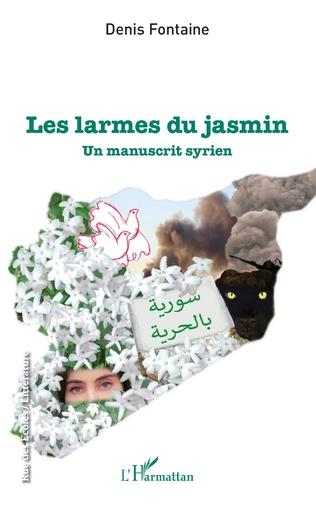 Couverture Les larmes du jasmin