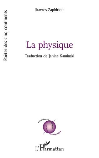 Couverture La physique