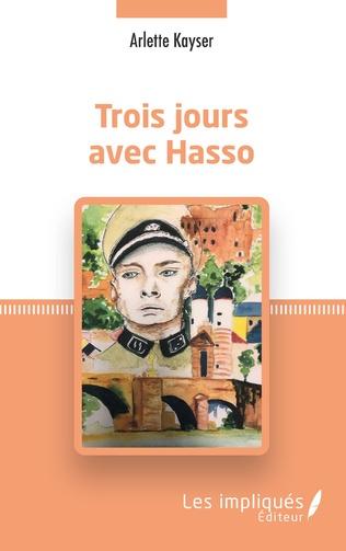 Couverture Trois jours avec Hasso