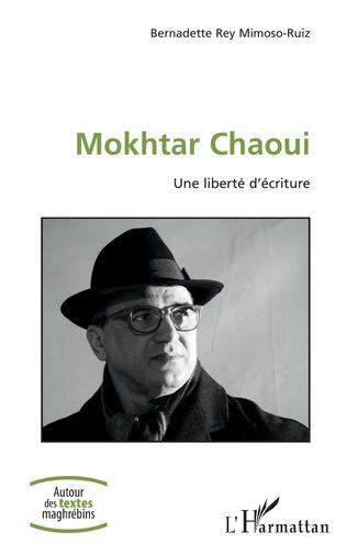 Couverture Mokhtar Chaoui