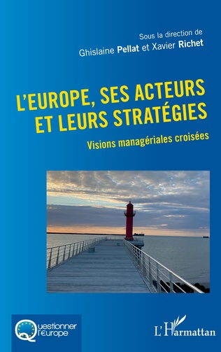 Couverture L'Europe, ses acteurs et leurs stratégies