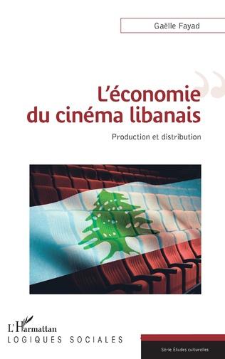 Couverture L'économie du cinéma libanais