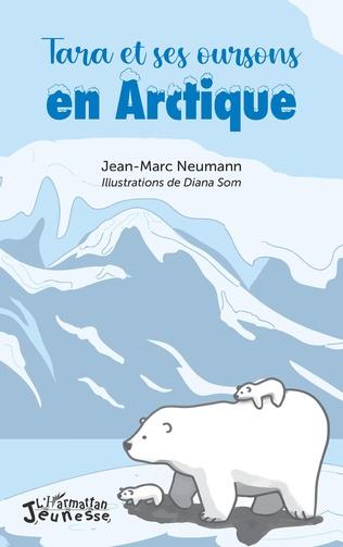 Couverture Tara et ses oursons en Arctique