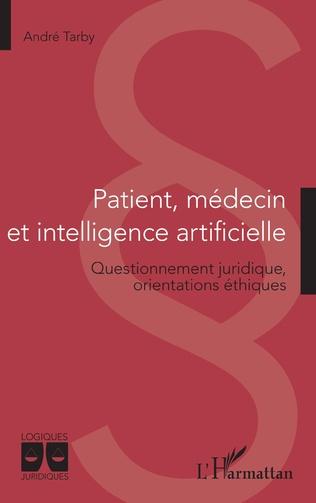 Couverture Patient, médecin et intelligence artificielle