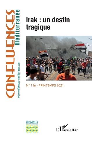 Couverture Irak : un destin tragique