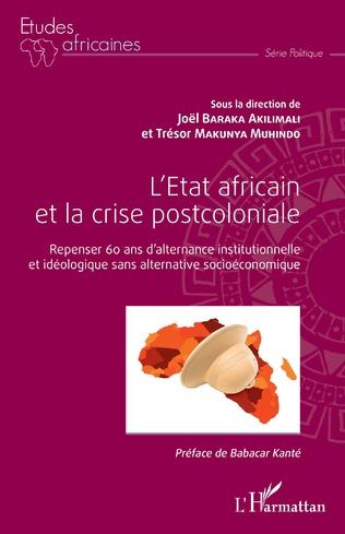 Couverture L'Etat africain et la crise postcoloniale