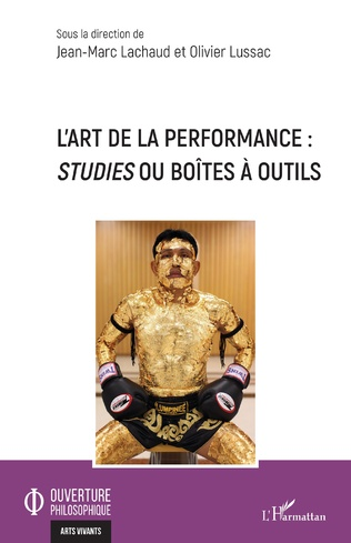 Couverture L'art de la performance