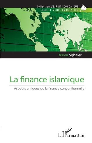 Couverture La finance islamique