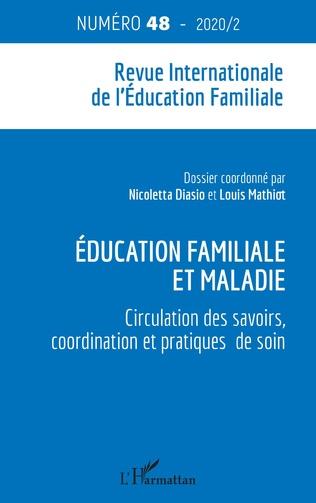 Couverture Education familiale et maladie