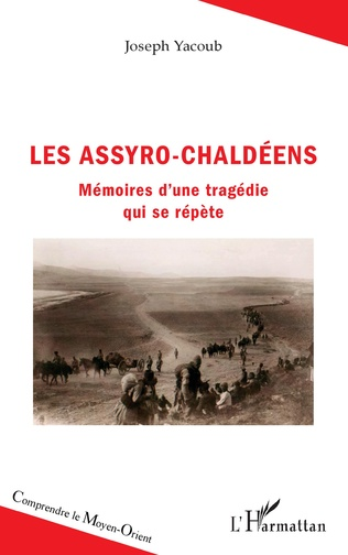 Couverture Les Assyro-Chaldéens