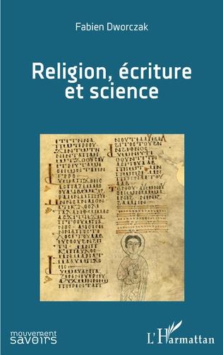 Couverture Religion, écriture et science
