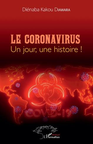 Couverture Le Coronavirus un jour une histoire!