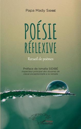 Couverture Poésie réflexive. Recueil de poèmes