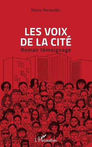 Couverture Les voix de la cité