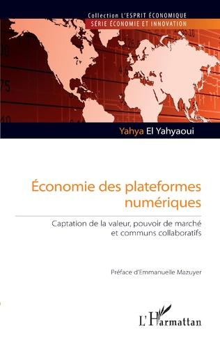 Couverture Economie des plateformes numériques