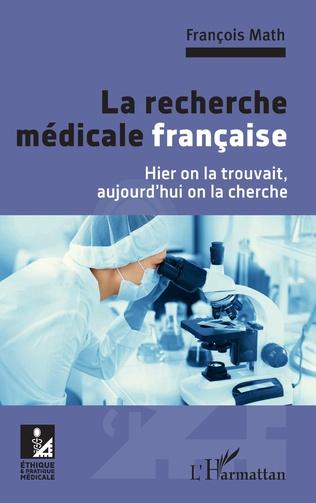Couverture La recherche médicale française
