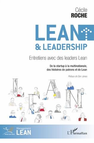 Couverture Lean et leadership