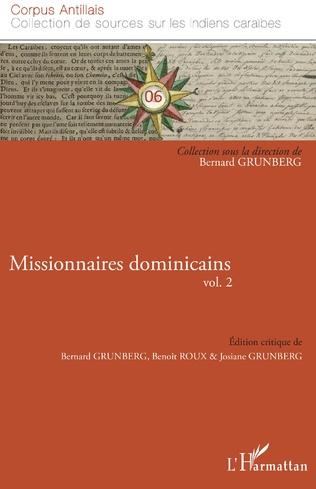 Couverture Missionnaires dominicains vol. 2