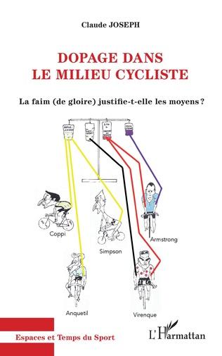 Couverture Dopage dans le milieu cycliste
